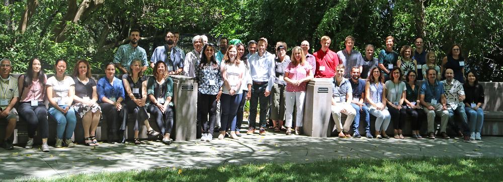 Conference participants.
