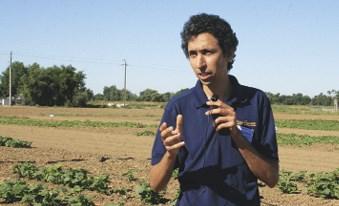 Mohsen Mesgaran, UC Davis, branched broomrape