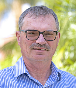 Steve Fennimore, UC Davis and UC ANR, receives Fulbright Award to work on weed management in Uruguay.