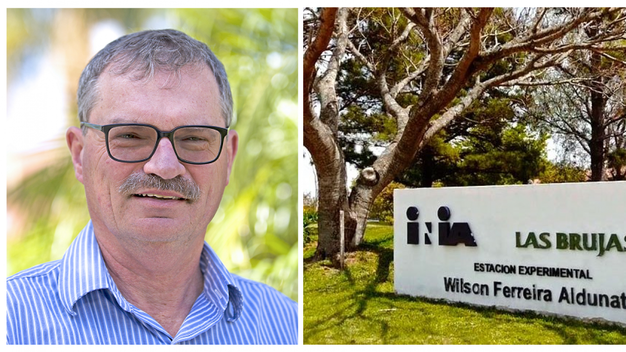 Steve Fennimore, UC Davis, will travel to INIA Las Brujas in Uruguay for a Fulbright Project