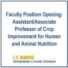 flyer for faculty position opening