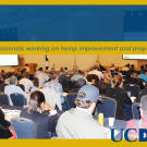 The Hemp Breeding and Seed Production course at UC Davis had 165 professional participants.